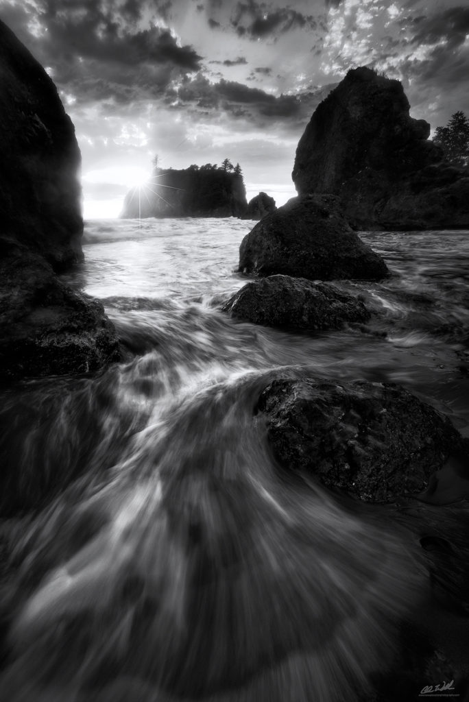 black and white landscape photography pdf
